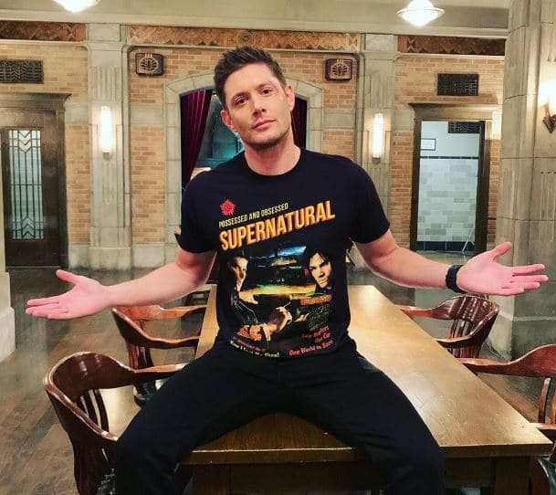 Jensen Ackles Wiki Facts Net Worth Married Wife Age